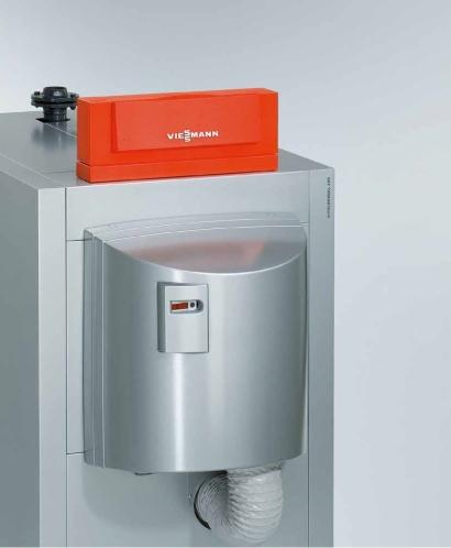 Caldaia basale a condensazione a gas gasolio per centrale for Caldaia a condensazione viessmann vitodens 100