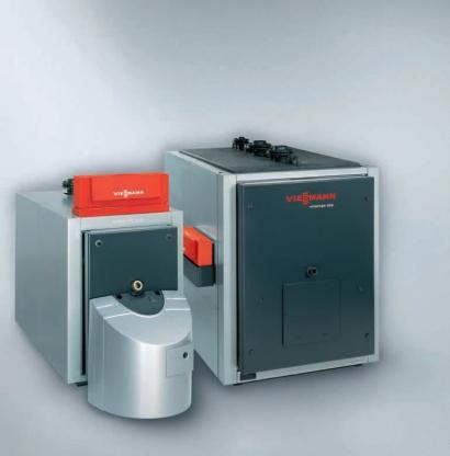 Caldaia A Basamento A Gas Gasolio Per Centrale Termica Viessmann