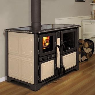 Stufe camini termostufe caldaie forno termocucine legna - Termocucina a pellet prezzi ...