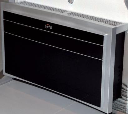 Condizionatore pompa di calore senza unit esterna ferroli - Condizionatori inverter senza unita esterna ...