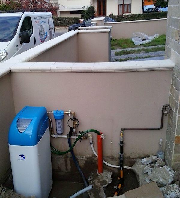 Impianti autoclave addolcitore acqua prezzi pisa lucca livorno - Addolcitore acqua casa ...